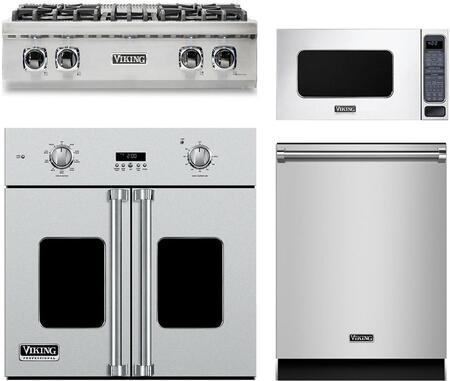 Viking 874151 Kitchen Appliance Package & Bundle Stainless Steel, main image
