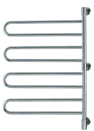 Amba Swivel JB004P Towel Warmer Silver, Main Image