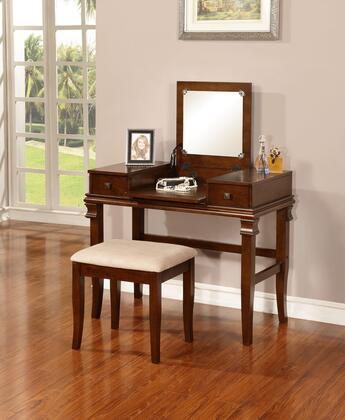 Linon 98373W Vanity, 1
