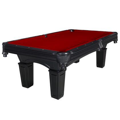 Carmelli NG2687BR Billiard Table, Main Image