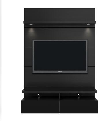 Manhattan Comfort Cabrini 1.2 2495X 52 in. and Up TV Stand, 1