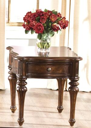 Liberty Furniture Andalusia 259OT1020 End Table Brown, Main Image