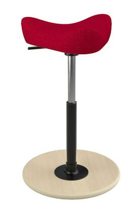 Varier Move Small MOVESMALL2700HALLINGDALE680NATMEBLK Office Stool, Main Image