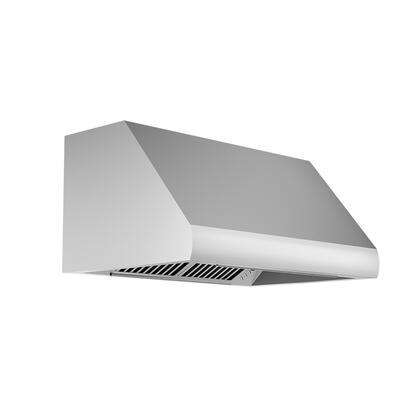 ZLINE  68630436 Outdoor Range Hood Stainless Steel, zline stainless steel under cabinet range hood 686 main 3