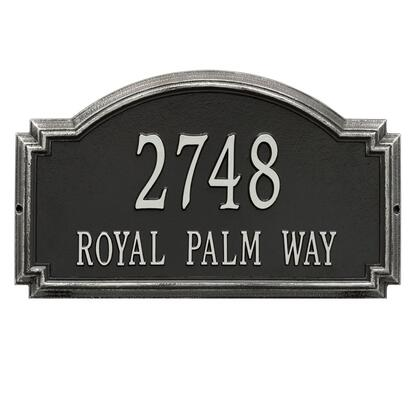 Whitehall Products 1295BS Address Plaques, Main Image