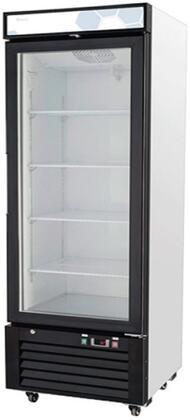 Migali Competitor C10RMHC Display and Merchandising Refrigerator Black, 1