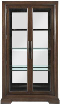Acme Furniture Selma 64093 Curio Cabinet Brown, Curio Cabinet