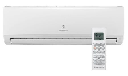 Friedrich Main View of Indoor Unit with Remote Control