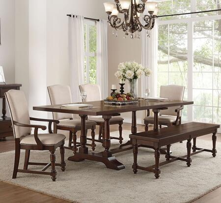 Dining Room Sets With Upholstered Bench 2