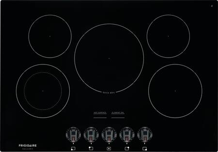 Frigidaire Gallery FGEC3068UB Electric Cooktop Black, Main Image