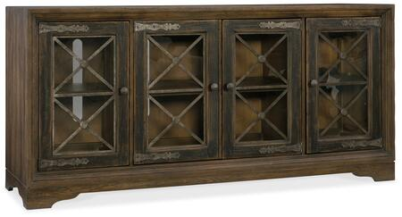 Hooker Furniture Hill Country 596055476MULTI 52 in. and Up TV Stand, Silo Image