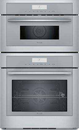Thermador Masterpiece MEDMC301WS Double Wall Oven Stainless Steel, Main Image