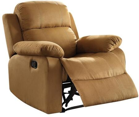 Acme Furniture Parklon 59468 Recliner Chair Brown, 1
