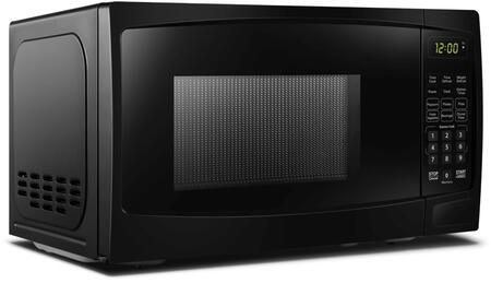 DBMW1120BBB 21″ Black Microwave with 1.1 cu. ft. Capacity  1000 Cooking Watts  10 Power Levels and Child