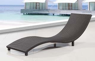 B023-1 Global Furniture USA Chaise in