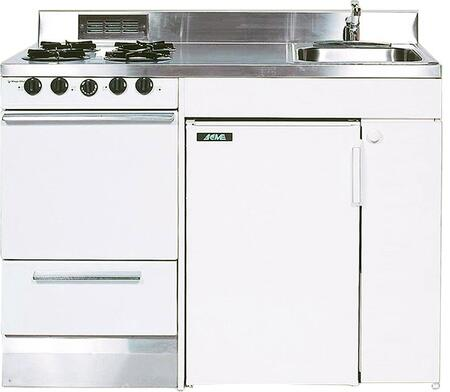 Acme ROG10Y51 Compact Kitchen White, Main Image