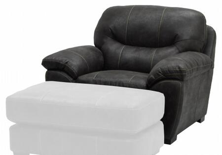 Jackson Furniture Grant 445301122749302749 Living Room Chair Brown, Main Image