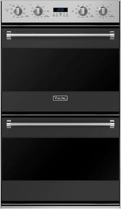 Viking 3 Series RVDOE330CS Double Wall Oven Black, RVDOE330CS Double Wall Oven