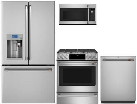 Cafe 1054603 Kitchen Appliance Package & Bundle Stainless Steel, main image