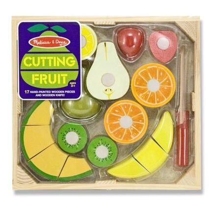 4021 Wooden Cutting Fruit