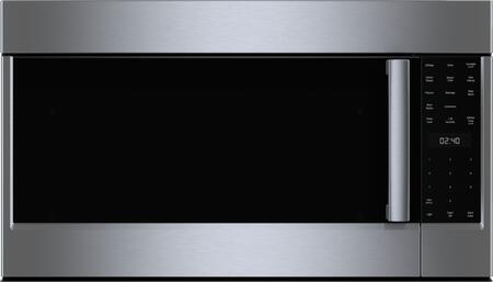 Bosch 800 Series HMV8053U Over The Range Microwave Stainless Steel, Main Image