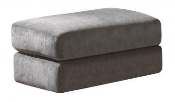 Jackson Furniture Sutton 328910284428 Living Room Ottoman Gray, Main Image