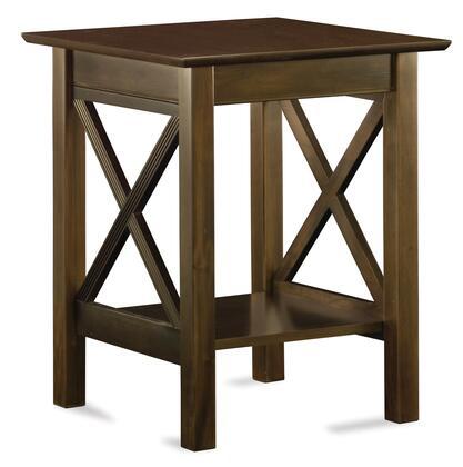 Atlantic Furniture Lexi AH10244 Copystand Brown, AH10244 SILO 30