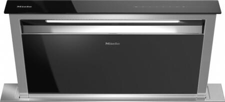 Miele DA6881IB Downdraft Hood Stainless Steel, DA6881 Downdraft Hood Front view