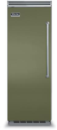Viking 5 Series VCRB5303LCY Column Refrigerator Green, VCRB5303LCY All Refrigerator