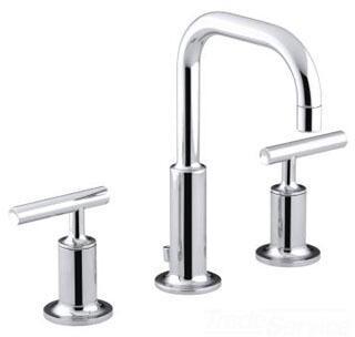 Kohler Purist K144064CP Faucet Silver, Image 1