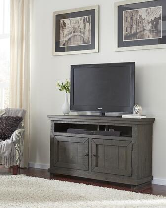 Progressive Furniture Willow P600E54 Console Gray, P600E 54