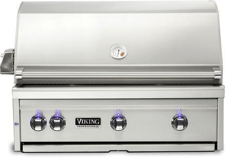 Viking 5 Series VQGI5360LSS Liquid Propane Grill Stainless Steel, Main Image