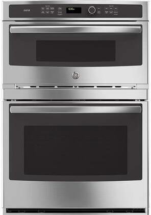 GE Profile  PT9800SHSS Double Wall Oven Stainless Steel, Main Image