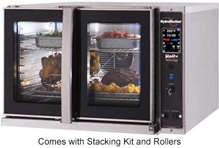 Blodgett Hydrovection HVH100GADDL Commercial Convection Oven Stainless Steel, Main Image