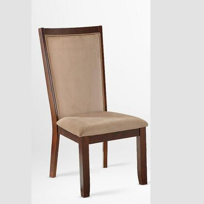 Steve Silver Brianna CN600SC Dining Room Chair Beige, Main Image