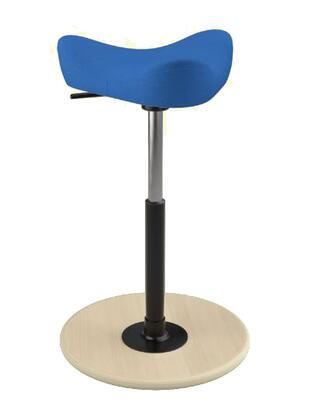 Varier Move Small MOVESMALL2700DINIMICA9073NATHIBLK Office Stool, Main Image