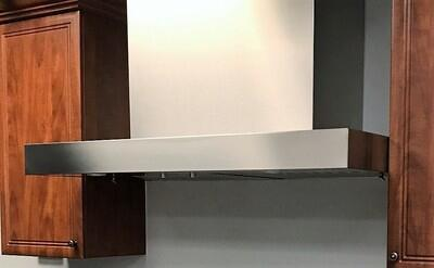 Imperial Slim Baffle WHN2030PSSB8SS Wall Mount Range Hood Stainless Steel, Main Image