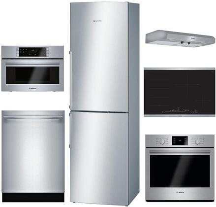 Bosch 1054163 Kitchen Appliance Package & Bundle Stainless Steel, main image