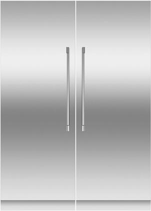 Fisher Paykel  966242 Column Refrigerator & Freezer Set Stainless Steel, 1