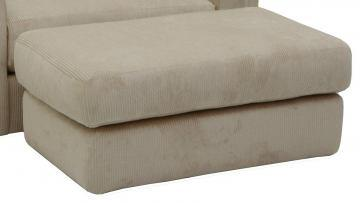 Jackson Furniture Sutton 328910272726 Living Room Ottoman Beige, Main Image