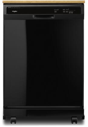 Whirlpool  WDP370PAHB Portable Dishwasher Black, WDP370PAHB Portable Disheasher