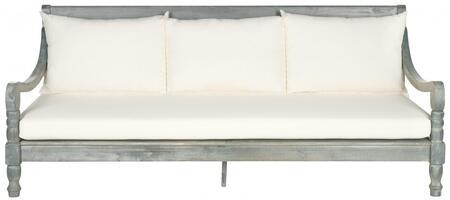 Safavieh  PAT6724C Outdoor Bed , pat6724c front