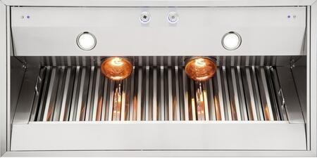 Viking 5 Series VBCV56038 Under Cabinet Hood Stainless Steel, uis image
