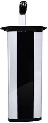 International H2O H2O3000UF Water Dispenser Black, H2O3000UF Front View