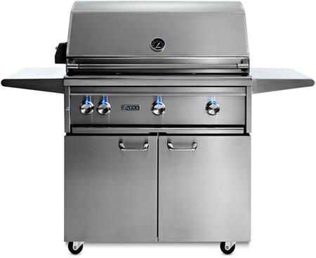 Lynx Professional L36ATRFNG Natural Gas Grill Stainless Steel, Main Image