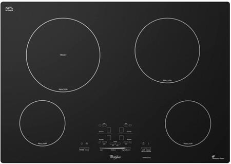 Whirlpool Gold GCI3061XB Induction Cooktop Black, 1
