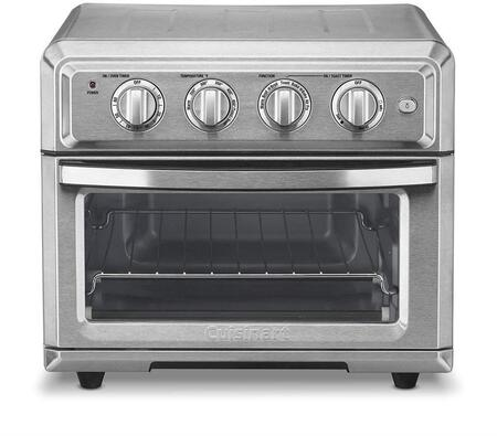 Cuisinart TOA60 Cooker/Fryer Stainless Steel, Main Image