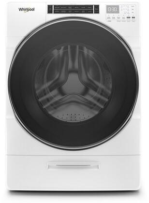 Whirlpool  WFW8620HW Washer White, 1