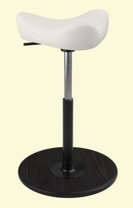 Varier Move Small MOVESMALL2700FAME60005BLKSMBLK Office Stool, Main Image