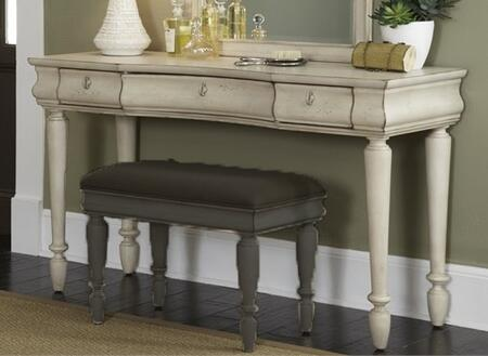 Liberty Furniture Rustic Traditions II 689BR35 Vanity White, Main Image
